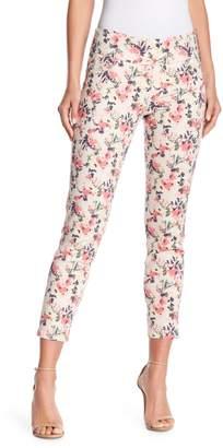Jag Jeans Amelia Floral Ankle Skinny Jeggings