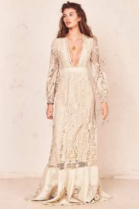LoveShackFancy Janet Dress
