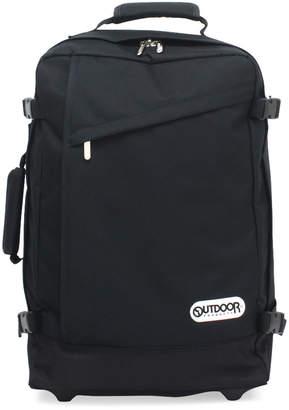 Outdoor Products (アウトドア プロダクツ) - 【SAC'S BAR】アウトドアプロダクツ OUTDOOR PRODUCTS リュックキャリー 62402 54cm 【10】ブラック