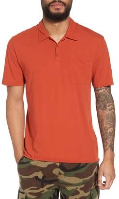 Vince Cotton Polo Shirt