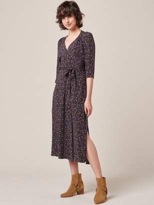 Sessun Navy Merryl Chica Miss Koko Dress - XS