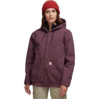 Carhartt Sandstone Active Hooded Jacket - Women's