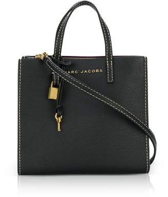 Marc Jacobs Grainy Leather The Mini Grind Tote Bag