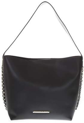 Marc Ellis Hally Black Leather Bag