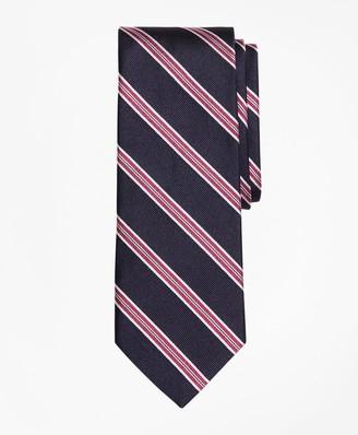 Brooks Brothers Framed Split Stripe Tie