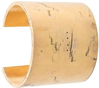 Parts Of Four distressed effect cuff bracelet