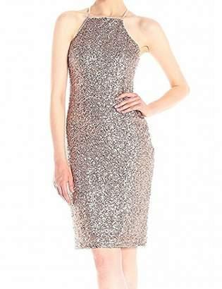 GUESS Women's All Over Sequin Dress