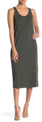 Philosophy Cashmere Jersey Swing Tank Dress