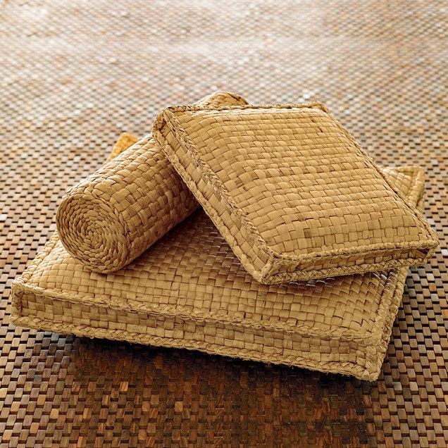 Water Hyacinth Pillows