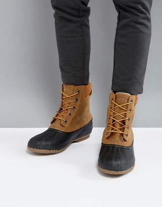 Sorel Cheyanne Waterproof Boots In Brown