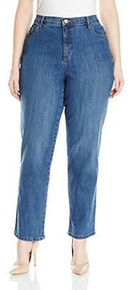 Gloria Vanderbilt Plus Size Amanda Denim Jeans
