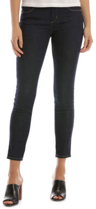 GUESS NEW Mid Rise Skinny Blue