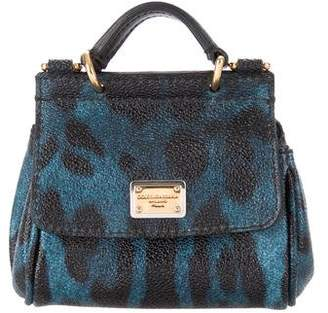 Dolce & Gabbana Micro Miss Sicily Bag