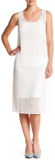 DKNY DKNY Sleeveless Racerback Dress (Regular & Petite)