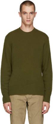 Acne Studios Green Peele Sweater