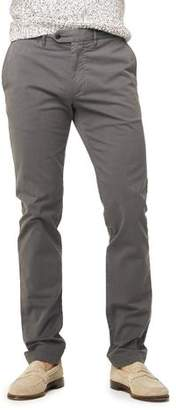 Todd Snyder Extra Slim Fit Tab Front Stretch Chino in Charcoal