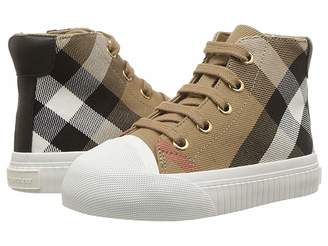 Burberry Belford Check Trainer (Toddler)