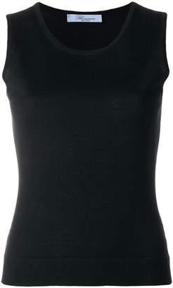 Blumarine sleeveless tank top