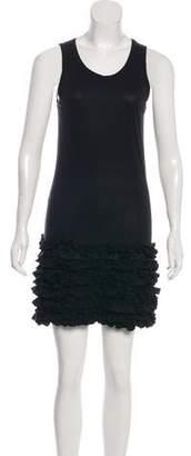 Stella McCartney Ruffle Mini Dress