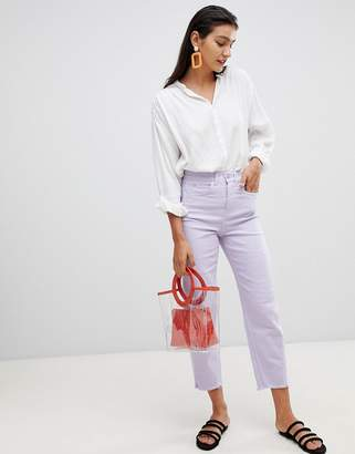 Whistles Barrel Leg Jeans
