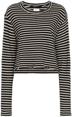Ksubi sinister cotton long sleeved t-shirt
