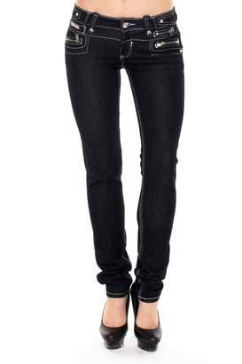VIRGIN ONLY Women's Slim Fit Skinny Jeans