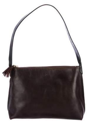 Henry Beguelin Leather Zip Bag