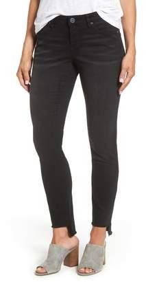 SLINK Jeans Step Hem Skinny Jeans