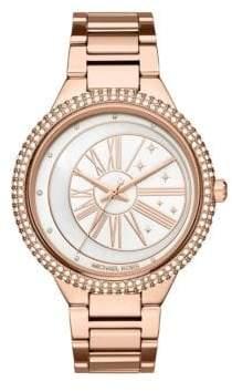 Michael Kors Taryn Stainless Steel Bracelet Watch