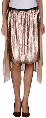 DKNY Knee length skirts - Item 35208922QR