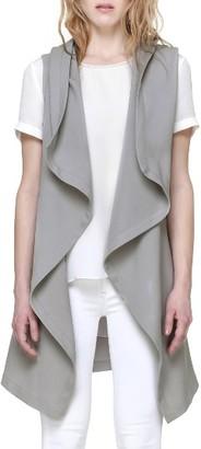 Women's Soia & Kyo Lilian Hooded Vest $295 thestylecure.com