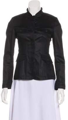 Rag & Bone Light Weight Button Up Jacket