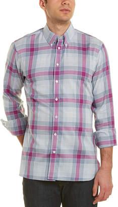 Turnbull & Asser Regular Fit Dress Sportshirt