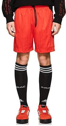 adidas by Alexander Wang Men's Graphic Jersey Track Shorts - Red