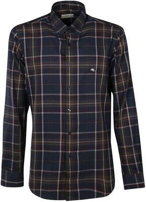 Etro Checked Button Shirt