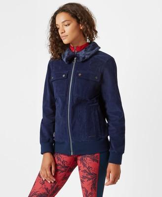 Sweaty Betty Cord Jacket