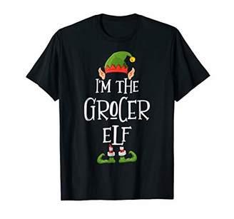 I'm the Grocer Elf Shirt - Funny Ugly Christmas Apparel