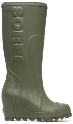 Sorel Rubber Wedge Rainboots