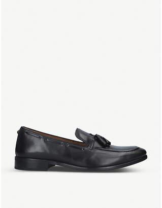 Kurt Geiger London Levi leather tassel loafers