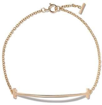 Tiffany & Co. & Co 18kt rose gold T smile bracelet
