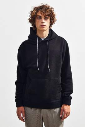 Urban Outfitters Heavy Weight Inside Out Hoodie Sweatshirt