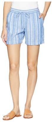 Tommy Bahama Santiago Stripe Easy Shorts Women's Shorts