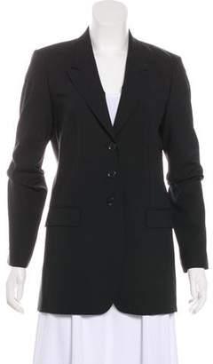 HUGO BOSS Boss by Structured Button-Up Blazer