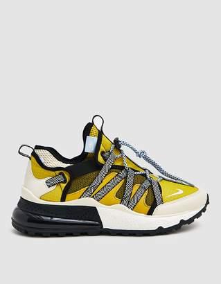 Nike 270 Bowfin Sneaker in Dark Citron