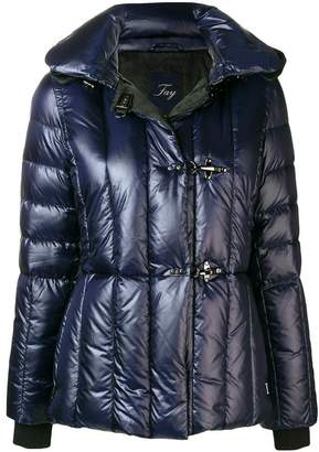 Fay short puffer jacket