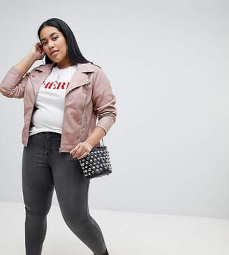 Zizzi Amy High Waist Super Slim Fit Jean