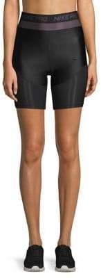 "Nike Pro Hypercool Glamour 8"" Shorts"