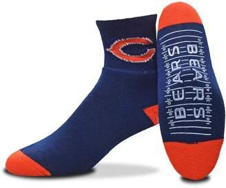 For Bare Feet Adult Chicago Bears Slipper Socks
