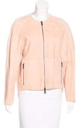 Drome Reversible Shearling Jacket w/ Tags
