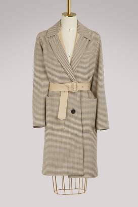 Vanessa Bruno Iambo cotton coat